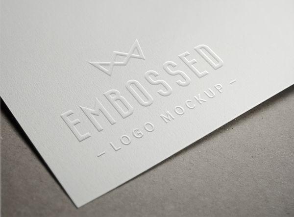 mock ups de logo