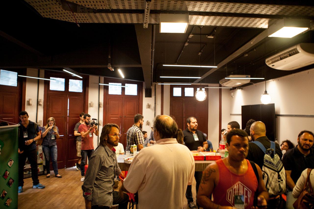 Coffee Break Encontro de Design e Inovação WeLancer