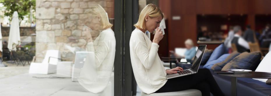 interagir com clientes online