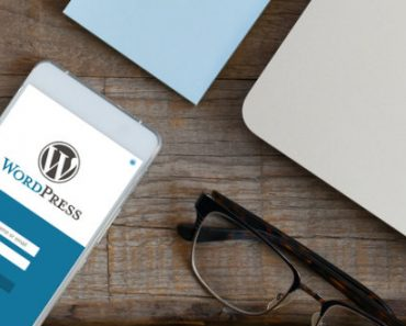 site no wordpress